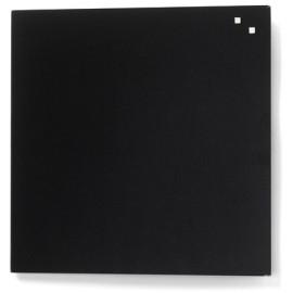 Glassboard Zwart 45x45cm
