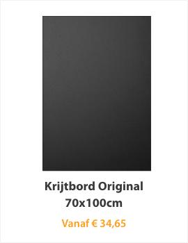 Krijtbord original 70x100cm