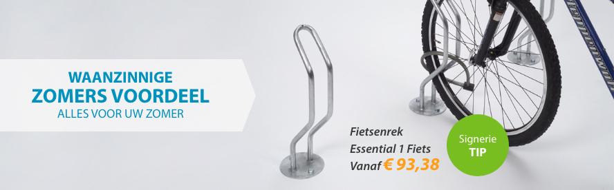 Fietsenrek Essential 1 Fiets
