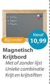 Magnetisch Krijtbord